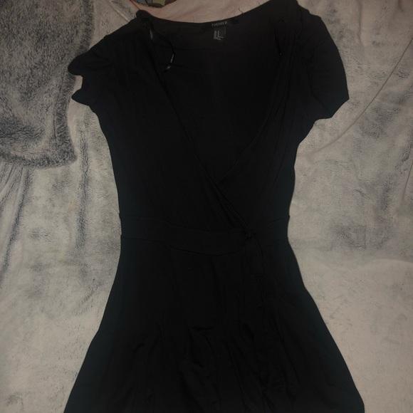 Forever 21 Dresses & Skirts - Black Skort dress